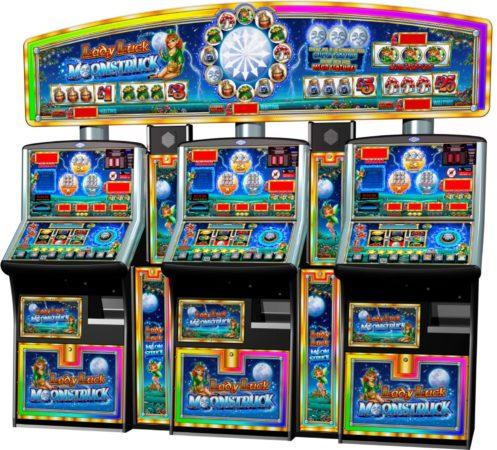 Lady Luck Moonstruck 3 Player