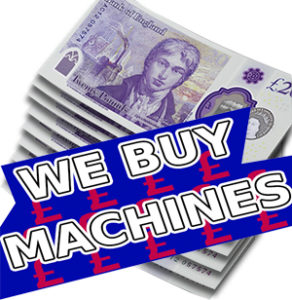 We Buy Machines