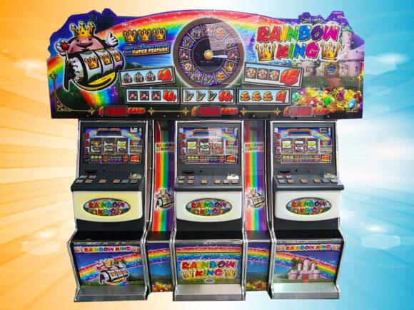 Rainbow King 3 Player