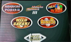 Magic Games Screen 2