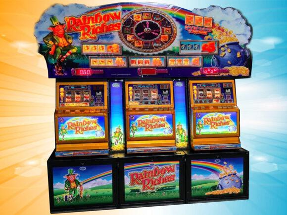 Rainbow Riches 3 Player Sg Empire