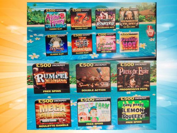 Slotto 500 Games