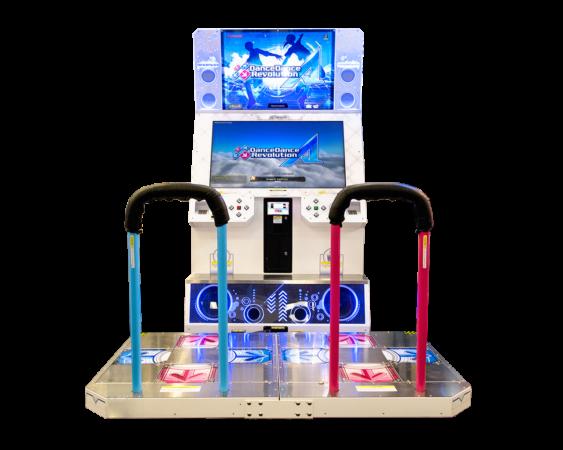 Dance Dance Revolution A (ddra) By Konami